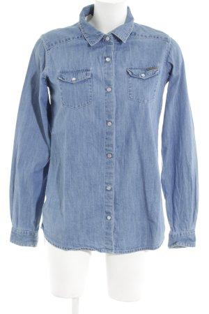 Nikita Denim Shirt blue casual look