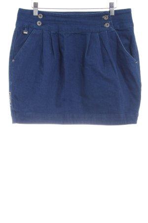 Nikita Jeansrock blau Casual-Look