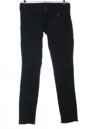 Nikita Skinny Jeans schwarz Casual-Look