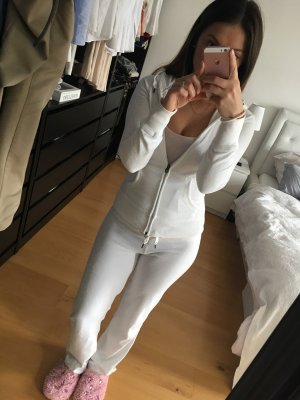 H&M Leisure suit white