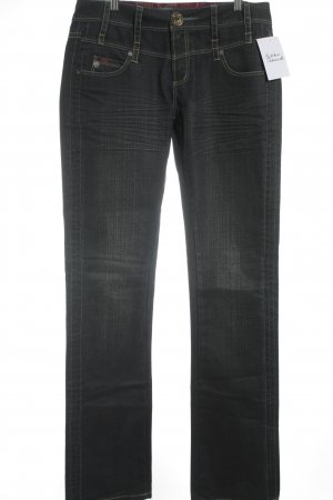Nile Straight-Leg Jeans dunkelblau Casual-Look