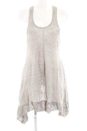 Nile Strickkleid graubraun Casual-Look