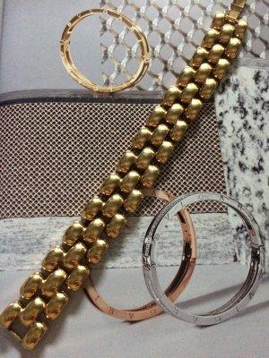 Nina Ricci Armband- vergoldet- letzte Reduzierung!