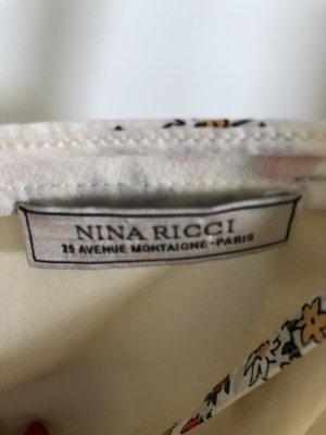 Nina ricci Blusa in seta multicolore