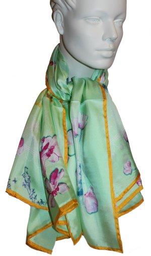 Nina ricci Foulard en soie multicolore soie