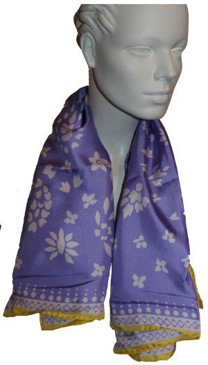 Nina Ricci Seidentuch, lila, 90 x 90 cm