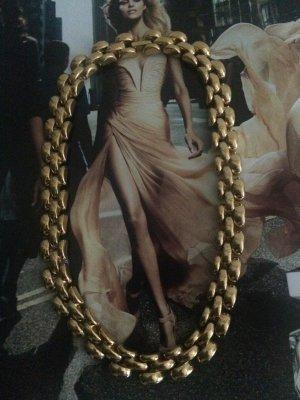 Nina Ricci Vintage Collier- vergoldet