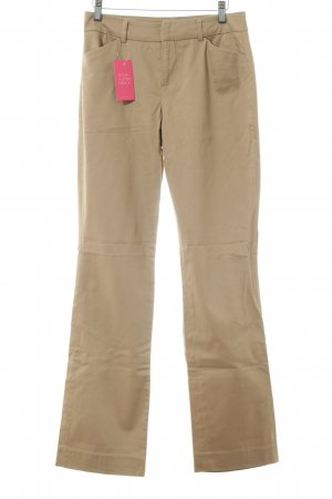 Nine west Chinohose beige Casual-Look