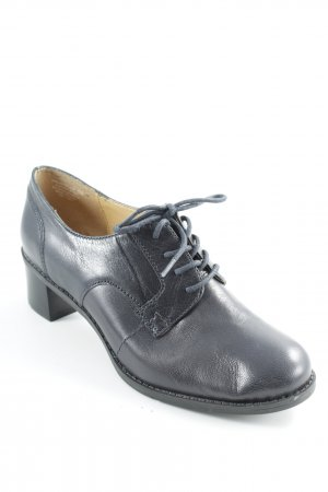 Nine west Derby black-dark blue business style