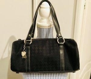 NINE WEST Handtasche schwarz