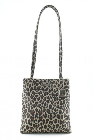 Nine west Bolso barrel estampado de leopardo estilo extravagante