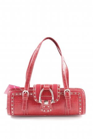 Nine west Carry Bag red animal pattern animal print