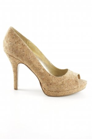 Nine west High Heels braun Casual-Look