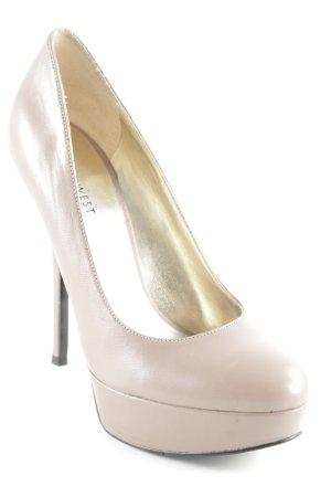 Nine west High Heels blasslila Elegant
