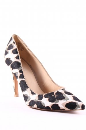 Nine west High Heels creme-schwarz Leomuster Elegant