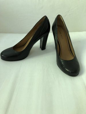 Nine West High Heels, Gr 38, Schwarz, Wie Neu