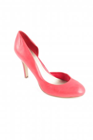 Nine west High Heels rot minimalistischer Stil