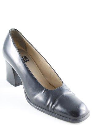 Nine west High Heels schwarz klassischer Stil