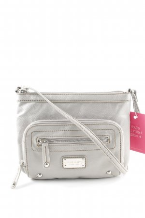 Nine west Mini sac gris clair style décontracté