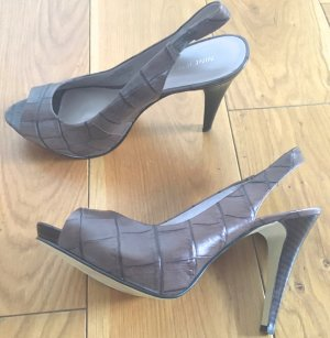 Nine West Pumps braun Gr. 39,5/40