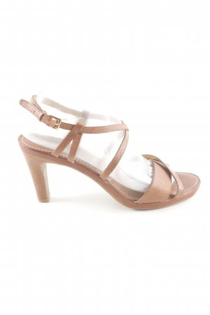 Nine west Riemchen-Sandaletten braun Casual-Look