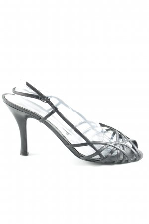 Nine west Riemchenpumps schwarz extravaganter Stil