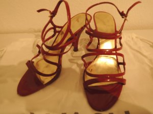 NINE WEST Sandale - Rot