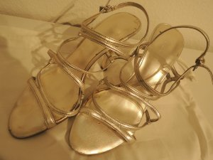NINE WEST Sandale - Silber
