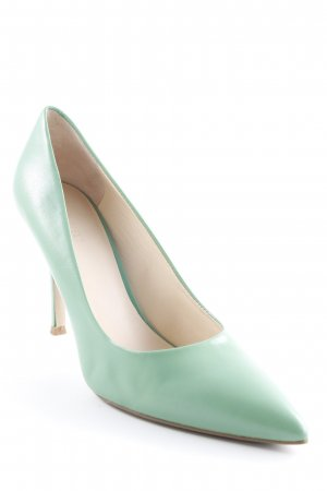 Nine west Spitz-Pumps hellgrün Business-Look