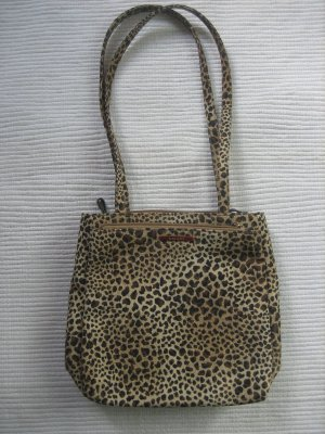 nine west tasche leoprint neu