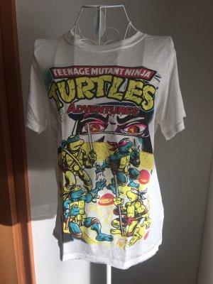 ninja turtles-shirt von forever 21