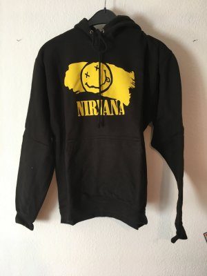 Hooded Sweater primrose-black