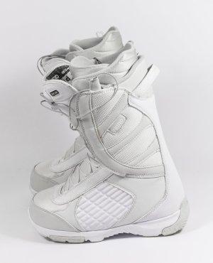 NITRO AXIS TLS Snowboard Boots Schuhe Snowbordschuhe, weiß, Gr. 39