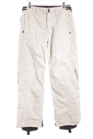 Nitro Pantalon de ski crème style athlétique