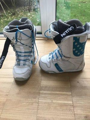 Nitro Snowboard Boots Gr 39,5