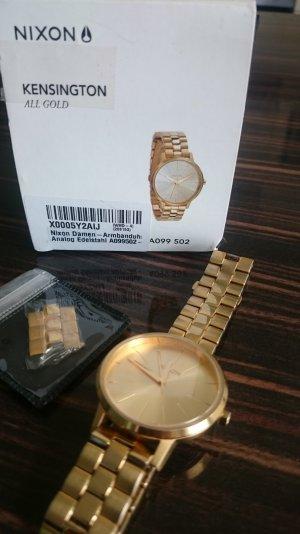 Nixon armbanduhr gold damen und herren