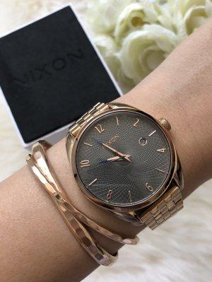 Nixon Bullet Uhr - Roségold
