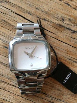 Nixon Player Diamant Silber mit Etikett und Original Box