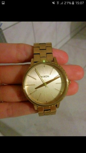 Nixon Uhr The Kensington gold