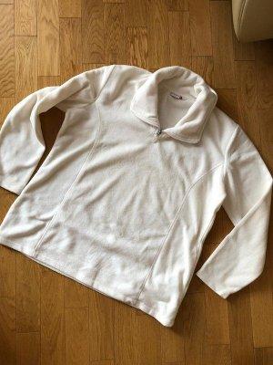 NKD Fleece Jumper natural white