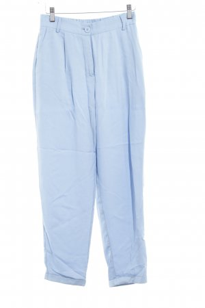 NLY Trend Stoffhose himmelblau Casual-Look