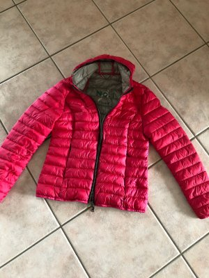 Down Jacket pink-magenta