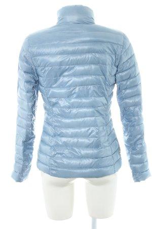 No. 1 Como Chaqueta acolchada azul celeste estilo sencillo