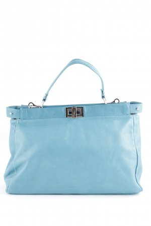 no name Carry Bag turquoise elegant