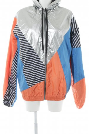 no name Sports Jacket color blocking