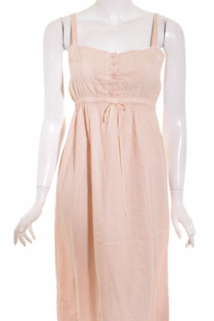 Noa Noa A-Linien Kleid rosé Hippie-Look