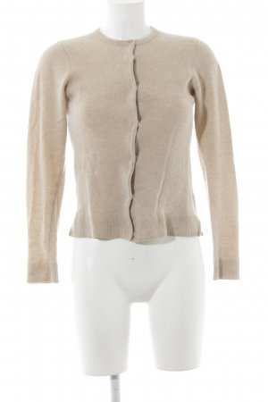 Noa Noa Cardigan creme Business-Look