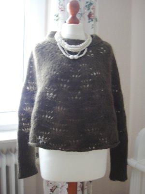 Noa Noa Crop Pullover S