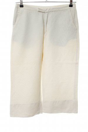 Noa Noa Culottes wollweiß Allover-Druck Casual-Look