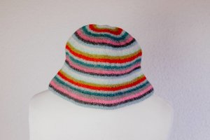 Noa Noa Fabric Hat multicolored wool